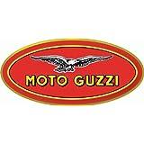 Moto Guzzi Hochwertigen Auto-Autoaufkleber 15 x 8 cm