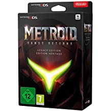 Metroid: Samus Returns - Legacy Collector's Limited - New Nintendo 3DS