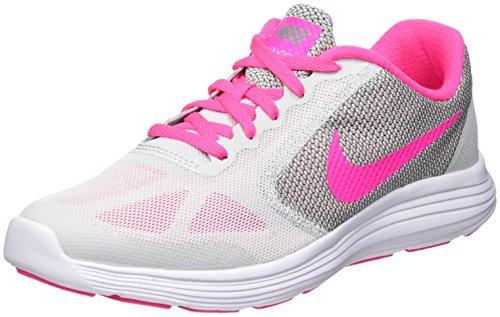 new styles 80d34 da60f Nike Revolution 3 (GS), Scarpe da Corsa Bambina