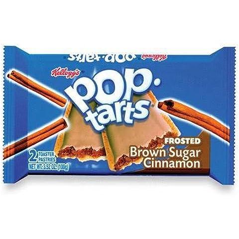 KEB31132 - Kellogg's Brown Sugar Cinnamon Pop Tarts