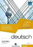 interaktive sprachreise grammatiktrainer deutsch: der schnelle weg zur perfekten grammatik/1 CD-ROM...
