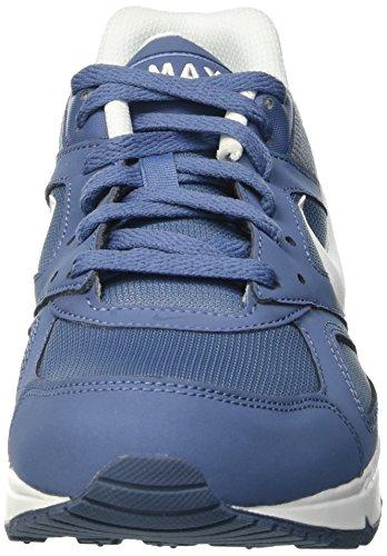 Nike Air Max Ivo, Chaussures de Fitness Homme, Blanc, MEDIA Bleu (Ocean Fog/White)