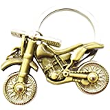 VB Retail Brass KTM Bullet Bike Enfield Antique Keychain Keyrings For Boys Girls Men Women Car And Bike