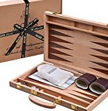 Best Backgammon Sets - Jaques of London Backgammon Set - 15 Inch Review