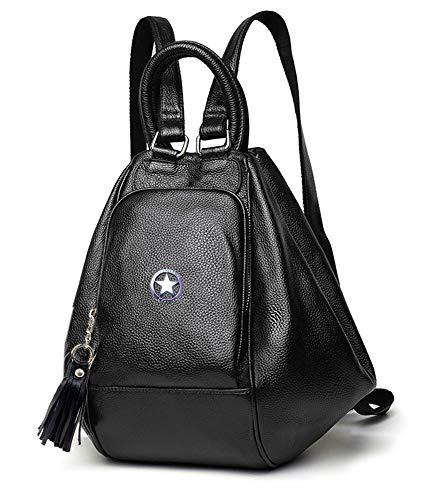 Deal Especial Smart Girl\'s Shoulder Bag (Black)