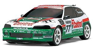 Tamiya 300058467 - Coche teledirigido FF-03 Castrol Honda Civic VTI (Escala 01:10)