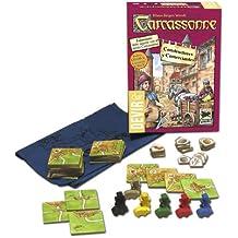 Devir - Carcassonne Constructores y Comerciantes, juego de mesa (BGCOMER)