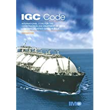 IGC Code: international code for construction and equipment for ships carrying liquified gases in bulk