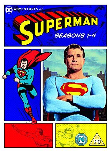 Adventures-Of-Superman-Seasons-1-4-DVD