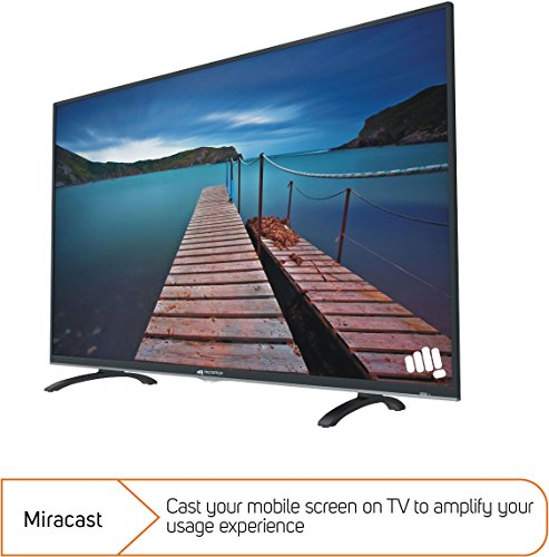 Micromax Canvas Pro Smart S2 101CM (40-inch) Full HD LED Smart TV (Black)