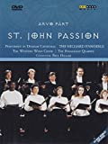 Part/passion st-jean [(+booklet)]