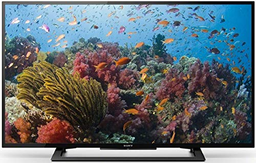 Sony 80 cm (32 inches) HD Ready LED TV KLV-32R202F (Black) (2018 model)