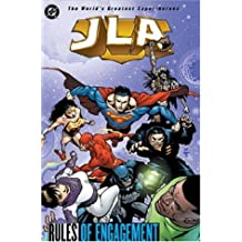 JLA: Rules of Engagement (Justice League (DC Comics) (paperback)) by Kelly, Joe, Veitch, Rick (2004) Paperback