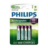 Philips - 4 pilas...