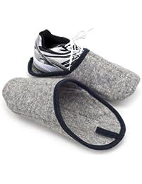 Sur-chaussons d'Intérieur Légers pour Chaussures pantoufles musée