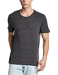 GAP Men's Essential Space Dye Pocket T-Shirt