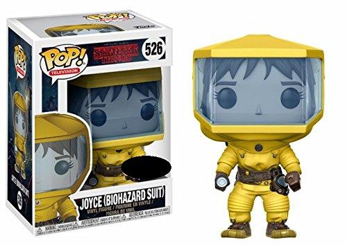 Comprar Funko Pop Stranger Things Joyce - Figura En Traje Bio Hazard Suit Exclusivo