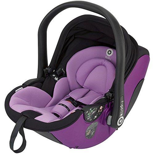 Preisvergleich Produktbild Kiddy Babyschale evo-lunafix 045 lavender inklusiv Isofix Base 2