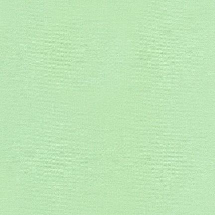 Baumwolle Stoff Fat Quarter Kona mint -
