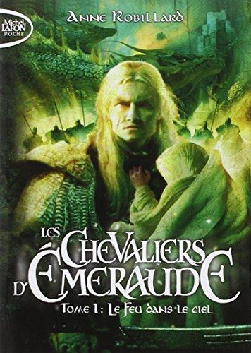 CHEVALIERS D'EMERAUDE T01 par ANNE ROBILLARD
