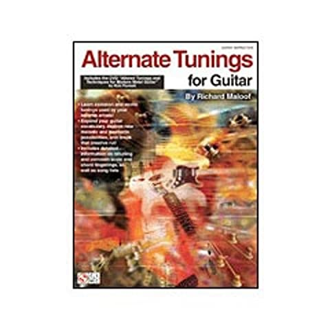 Alternate Tunings For Guitar: Includes The DVD Altered Tunings And Techniques For Modern Metal Guitar (Book w/ DVD)