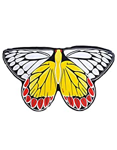 DREAMY DRESS-UPS 63086Común Jezebel alas para niña (Talla única)