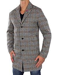 a83576472cc8 JACK   JONES Herren Mantel jorCITY Wollmantel klassischer Mantel Unifarben