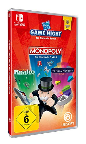 Hasbro Game Night - [Nintendo Switch]