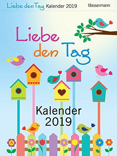 Tag Kalender (Liebe den Tag Kalender 2019)