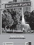 Berliner Platz Neu: Lehrerhandreichung 1 by Susan Kaufmann (2009-10-01)