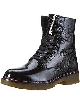 BULLBOXER Damen Lace-Up Boots Combat