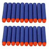 #6: JERN Toy Bullet Foam Dart Bullets for Nerf N-Strike Elite Guns (Pack of 20)