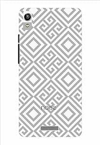Noise Maze Runner Printed Cover for Lava Pixel V1