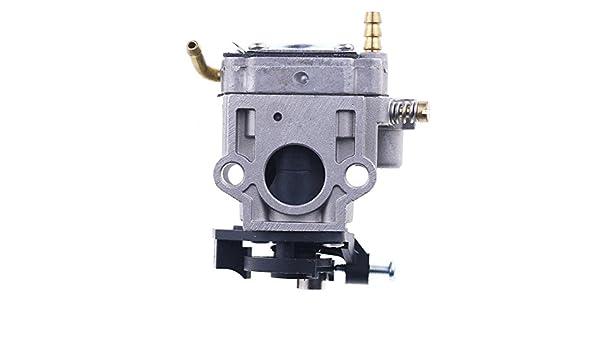 Qiankun sostituisce Walbro wyk-406/carburatore Echo A021001870/pb-770/zaino soffiatore wyk-345