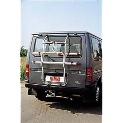 Fiamma - Portabicicletas para Ford Transit (modelos a partir de 2000)