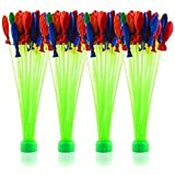 Jamboree!!! Nxt Gen Holi Magic Bunch O Water Balloons Fill in 60 Seconds - Pack of 148 Balloon