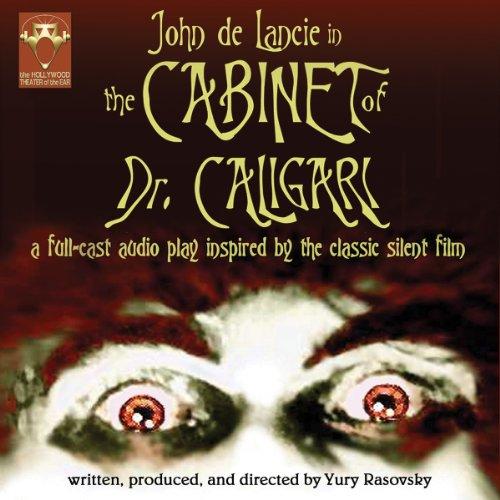 The Cabinet of Dr. Caligari  Audiolibri