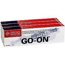 Rottapharm GO-ON Siringhe con acido ialuronico pronte all'uso, 3 pezzi