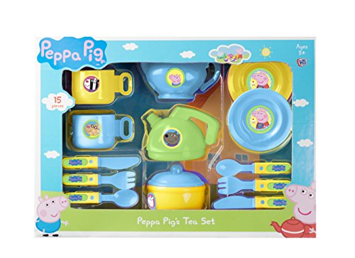 Peppa Pig Tea Set (Grande)