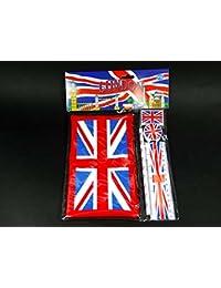 Urbanholder Vintage Union Jack Flagge Schutzh/ülle f/ür die Oyster Card