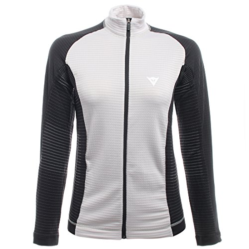 Dainese Damen HP1 MID Full Zip Lady Layer, Vapor-Blau/Stretch-Limo, S