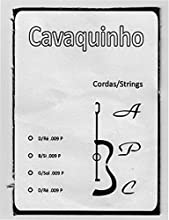 Carvalho CAVA cuerdas juego de cuerdas para APC Cavaquinho