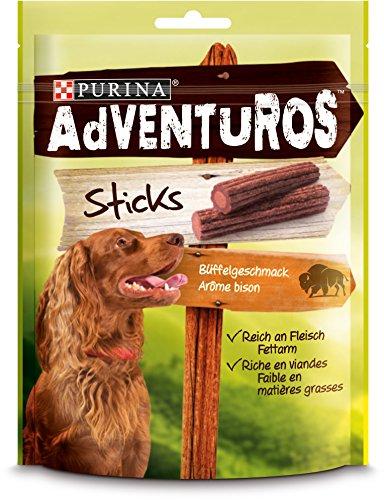 adventuros-hundesnack-sticks-6er-pack-6-x-120-g