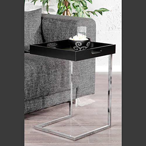 TABLE D´APPOINT CARRÉ DESIGN \