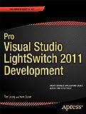Pro Visual Studio LightSwitch 2011 Development