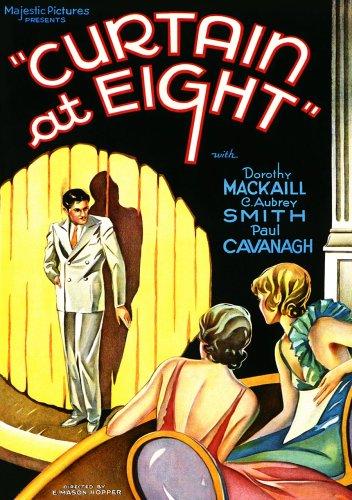 Curtain at Eight [DVD] [1933] [Region 1] [NTSC] -