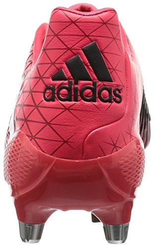 adidas Predator Malice Sg, Chaussures de Rugby Homme, UK Rouge - Rojo (Rojo (Rojimp / Negbas / Rojpot))