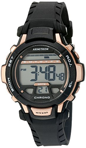 armitron-sport-unisex-45-7036brg-rose-gold-tone-accented-digital-black-resin-strap-watch