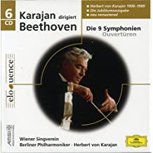 Beethoven: 9 Symphonies - Overtures