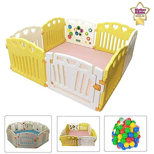 Star iBaby Play With Me–Laufgitter mit 200Kugeln, XXL